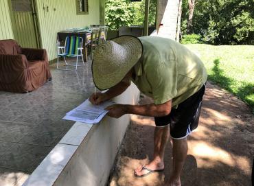 Produtores rurais recebem prêmios em dinheiro por preservar a natureza